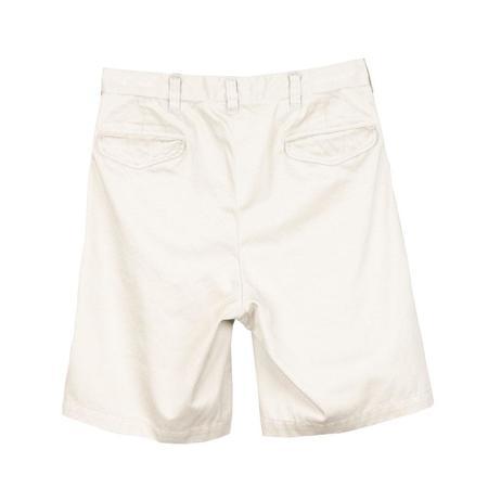 Nanamica Inc. Easy Chino Shorts - Natural