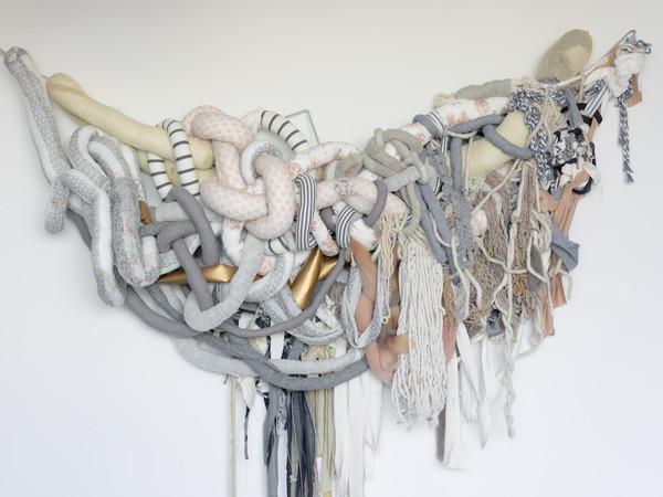 Jenny Rask Untitled 2 - Soft Textile Sculpture