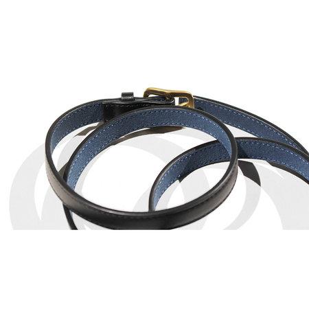 Creatures of Comfort Thin Low Belt - Black