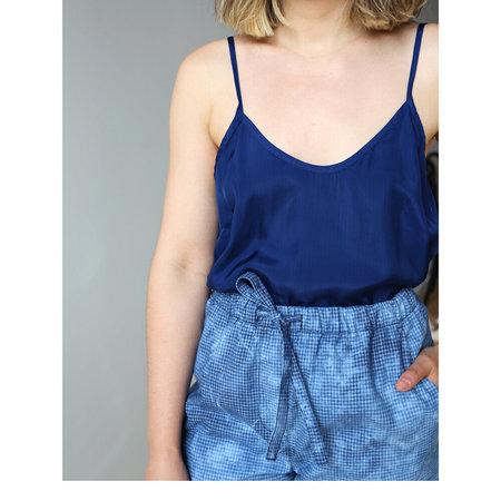 Raquel Allegra Camisole - Blue