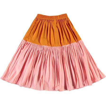 Kids Molo Bridget Skirt - Tangerine