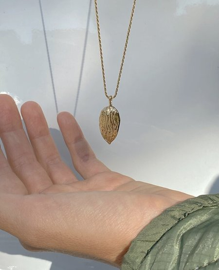 Eleventh House Almond Necklace