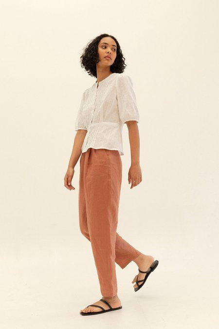 Muse the Label Ada Pants - Caramel