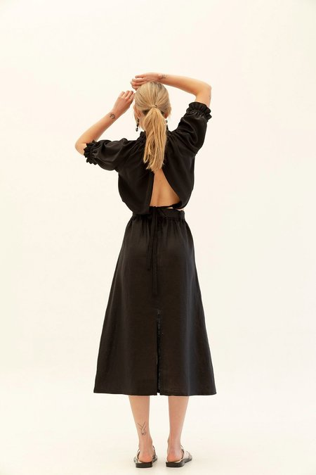 Muse the Label Holly Skirt - Black