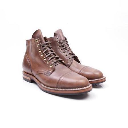 Viberg Service Boot - Natural CXL