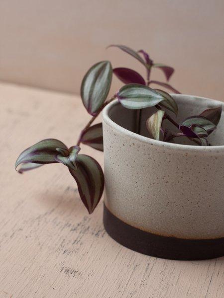 The Pursuits of Happiness Windowsill Planter - Chocolate