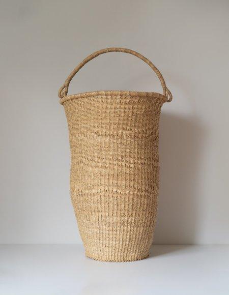 TWENTY ONE TONNES Giant Basket - natural