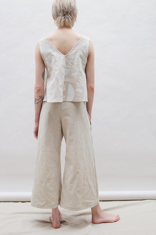 Lauren Winter Wide Pant