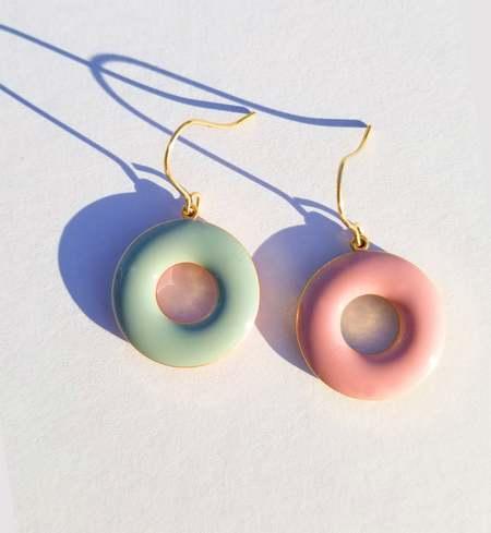 MATTER MATTERS Donut Earrings