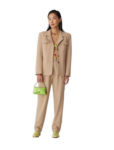 Paloma Wool MILO bag - Intense Green
