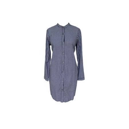 Callidae Eye Print Shirt Dress
