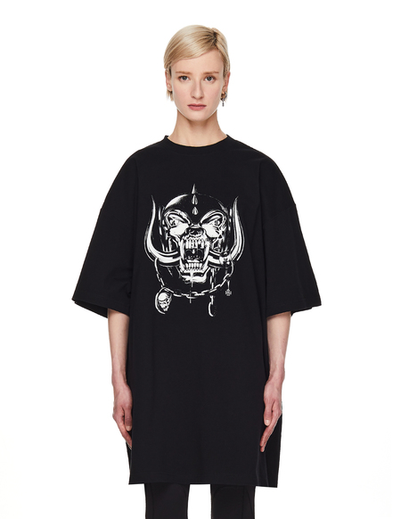 Vetements World Tour Printed T-Shirt