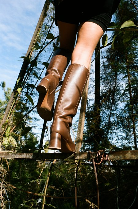LOQ Donna Boots - Mousse