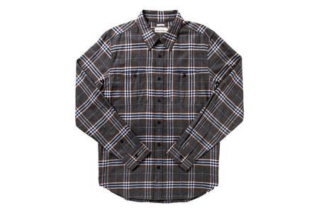 Bridge & Burn Winslow Shirt - Charcoal Plaid