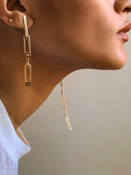 FARIS Grid Earrings