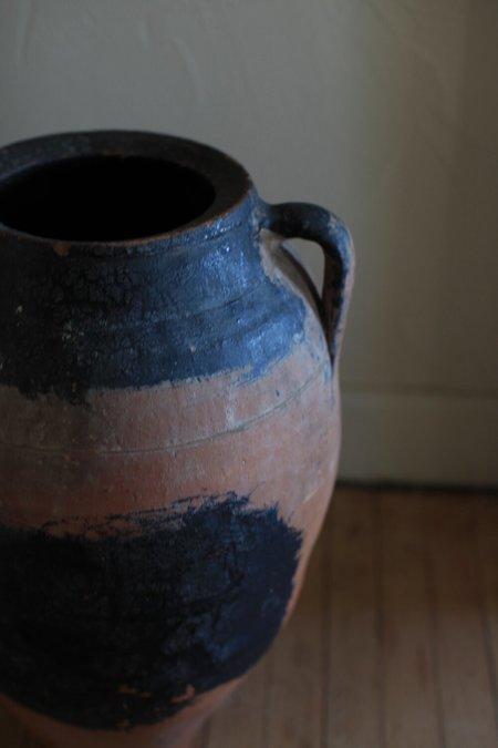 Vintage Turkish Oil Jar