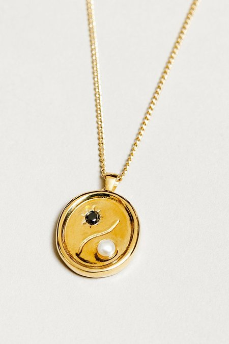 Wolf Circus Astra Pendent Necklace