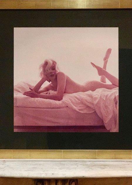 """The Last Sitting"" Marilyn Monroe by Photographer Bert Stern"