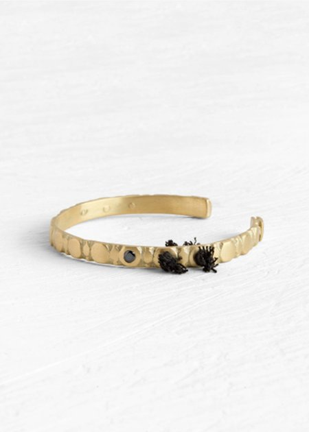 Agas & Tamar Diamond Bracelet - 18K Gold