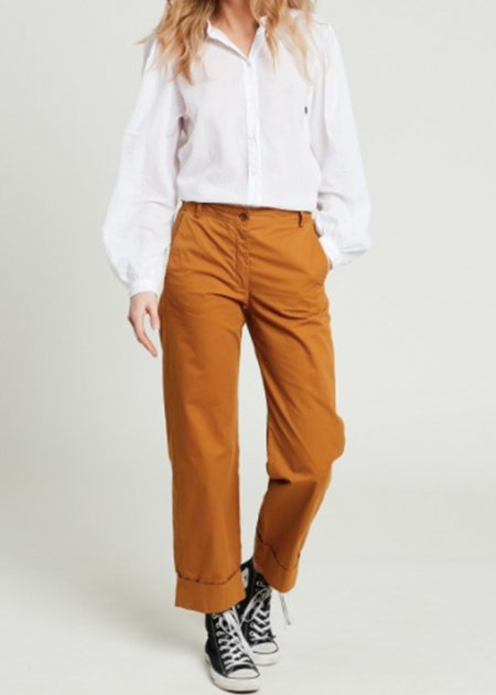 Hartford Chance Shirt - white