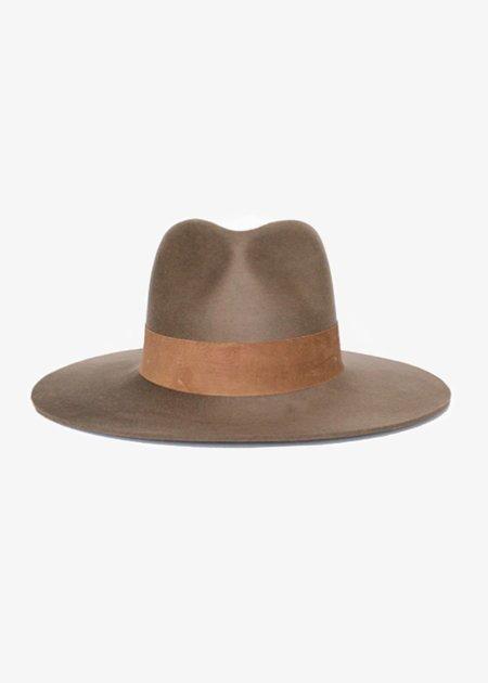 Janessa Leone Alara hat - Dark Sand