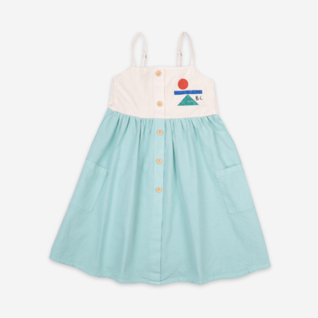 Kids Bobo Choses Balance Woven Dress