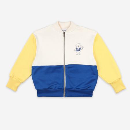 Kids Bobo Choses Bird Says Yes Zipped Sweatshirt
