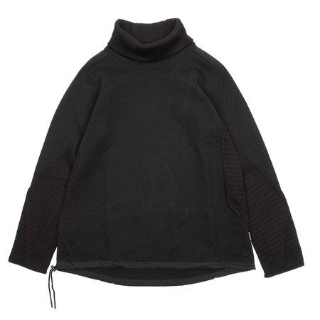 Byborre Turtleneck Sweater - Tar/Black