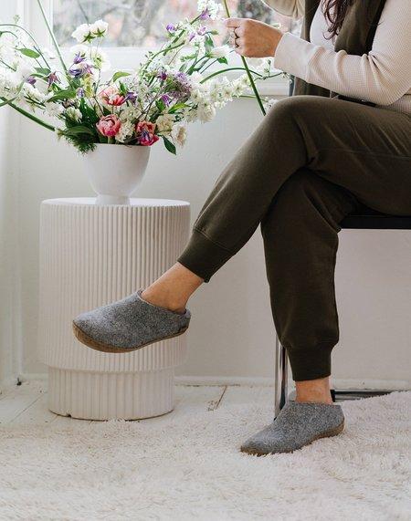 UNISEX Glerups Wool Adult Boots - Grey