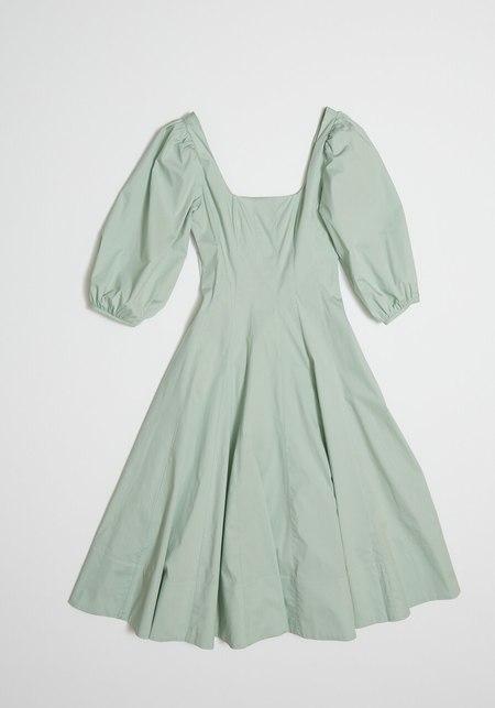 Staud Swells Dress - Sage