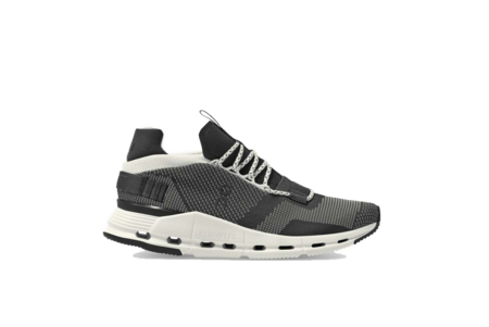 On Shoes Cloudnova Sneakers - Black/White