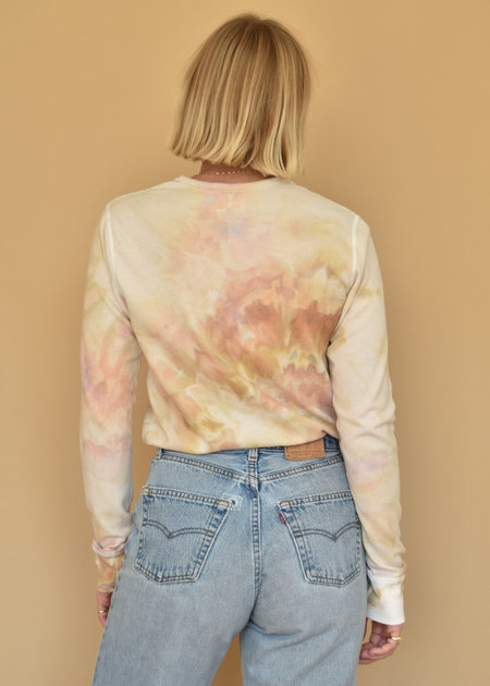 Rise & Ramble Hand Dyed Thermal - Earthen