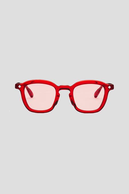 Lunetterie Générale Sunglasses - Red/Red