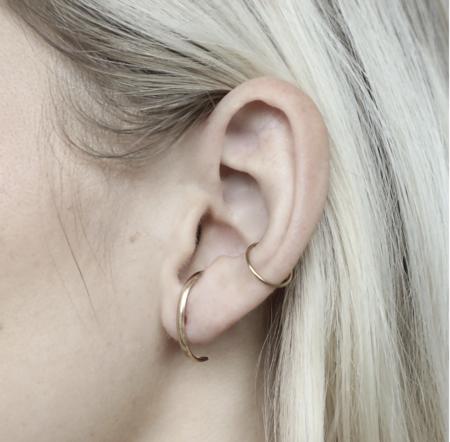 Thatch Thomas Ear Cuffs - 14k gold