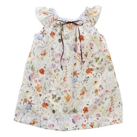 Kids Makie Rani Dress - Floral Print