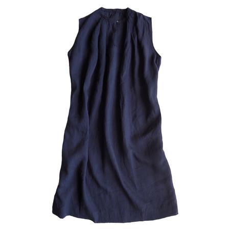 Makie Salika Dress - Navy Blue