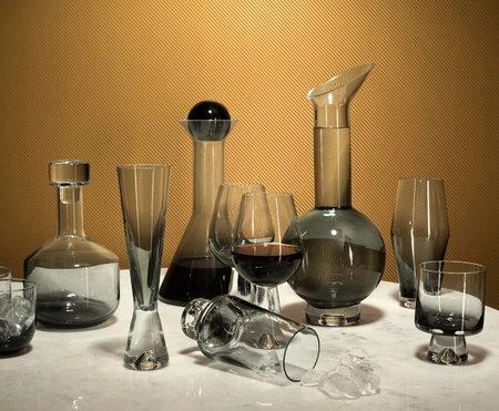 Tom Dixon Tank High Ball Pair Glasses - Black