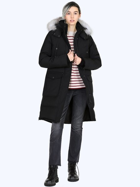 Moose Knuckle Causapscal Parka - Black