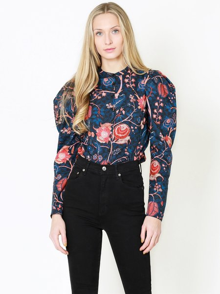 Ulla Johnson Harriet Blouse - Moonlight
