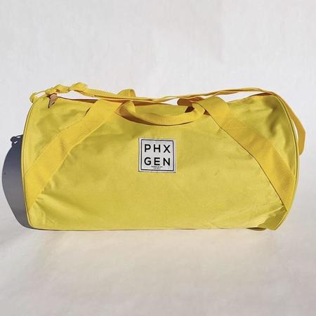 Phoenix General PHXGEN Duffle Bag - yellow
