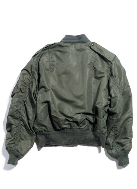 Vintage L-2B Flight Jacket - Sage Green