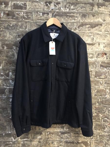 Woolrich Overshirt - Navy