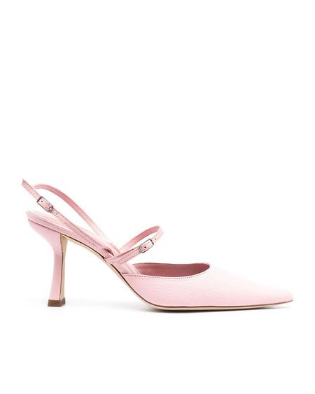 By FAR Punta Tiffany Pumps - Pink