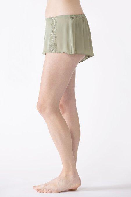 NK IMODE Dahlia Bliss Silk Tap Pant shorts