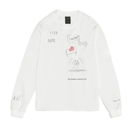 IISE DPR Dreams Long Sleeve - White