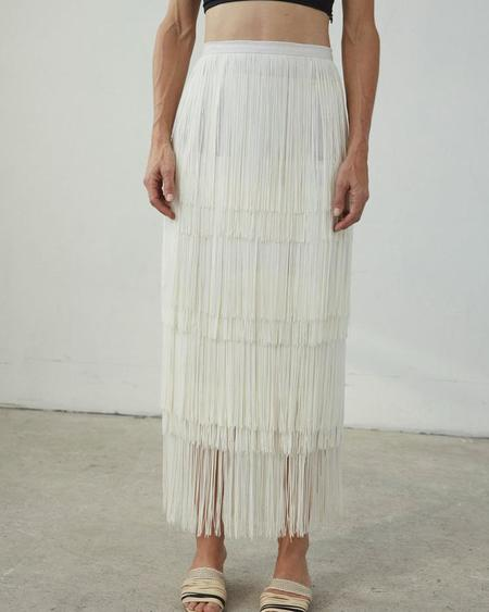 Rachel Comey Gyre Skirt - White