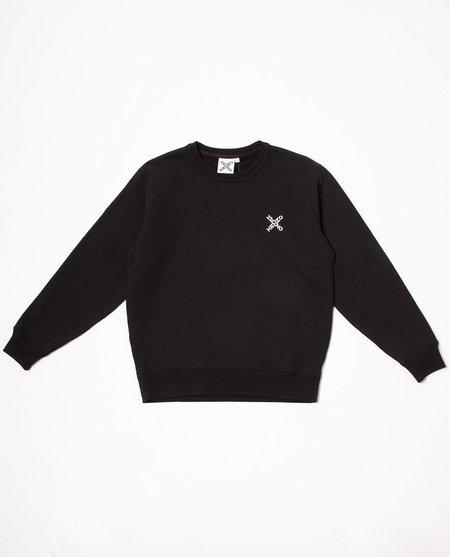 Kenzo Print Logo Sweatshirt - black