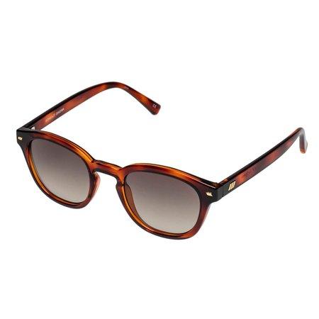 UNISEX Le Specs Conga eyewear - Toffee Tort
