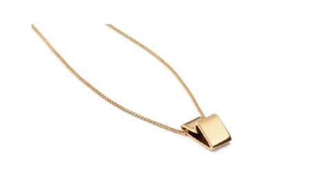Jenny Bird all love pendant - gold