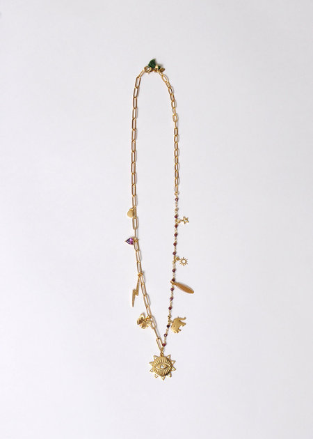 marion mckee jewelry Charm Necklace 2